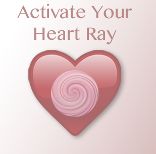 Activate Your Heart Ray