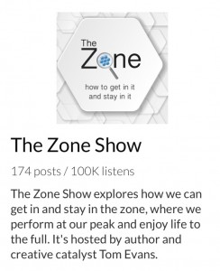 The Zone Show at 100k