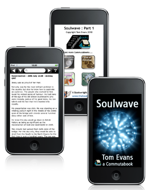 Soulwave iPhone app