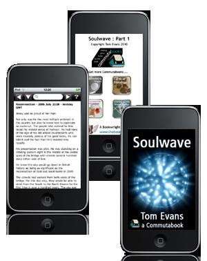 Soulwave iPhone app