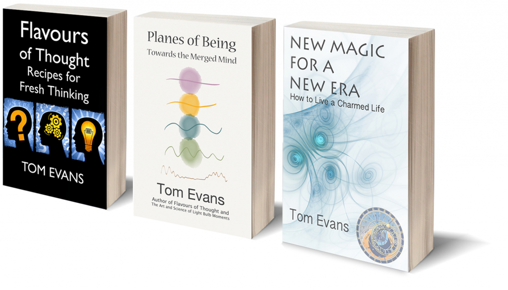 Three Magical Tomes