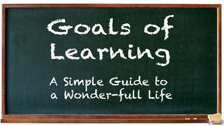 Goals of Learning