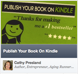 Kindle Course Cathy Presland