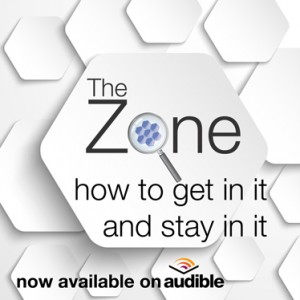 The Zone on Audible