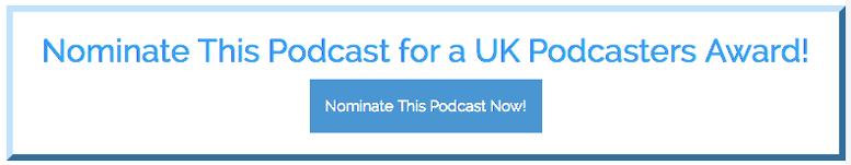 UK Podcasters Award