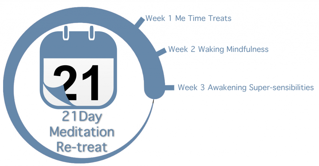 21 Day Meditation Retreat