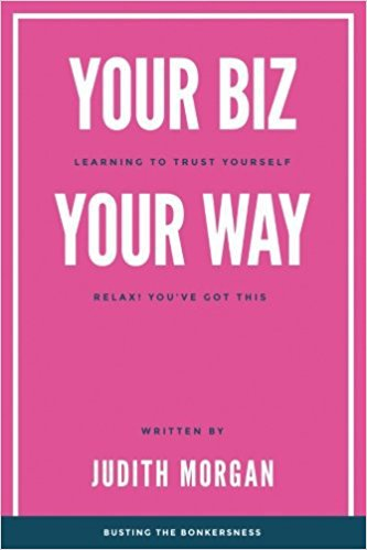 Judith Morgan, Your Biz Your Way