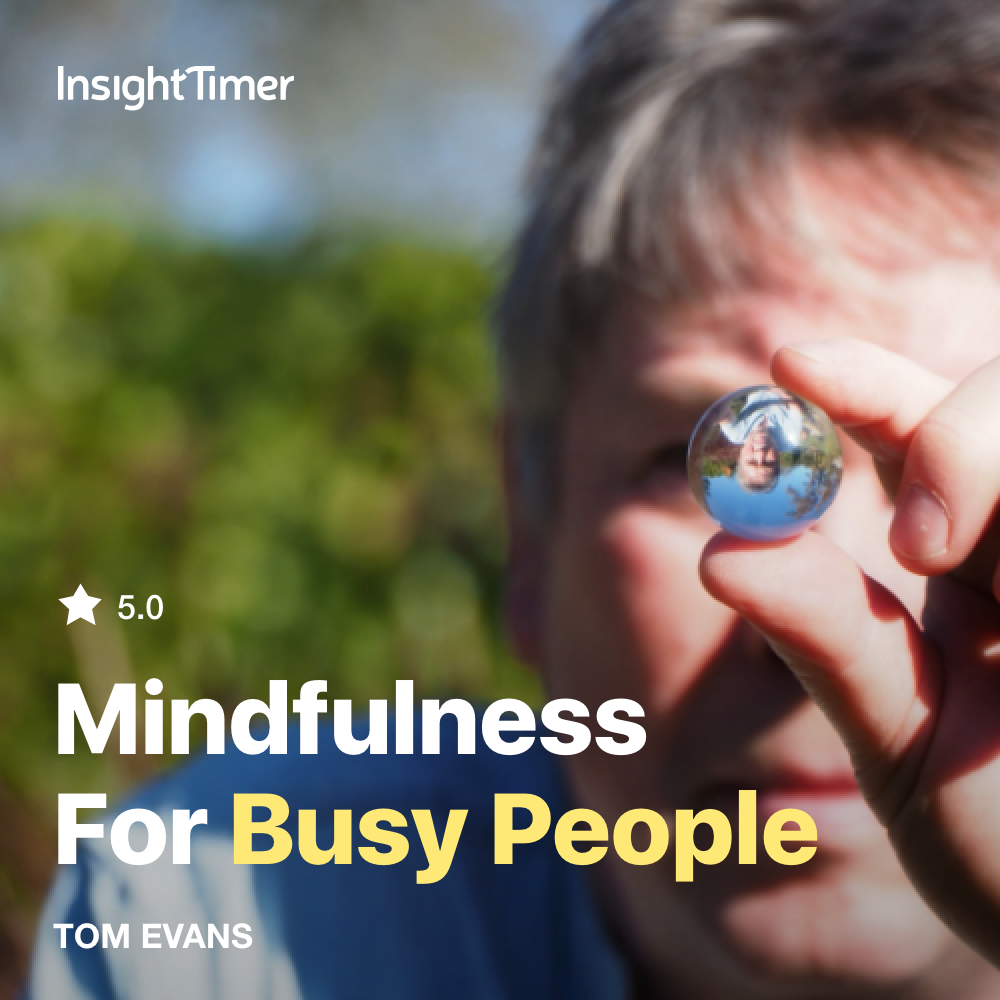 Mindfulness for Busy People