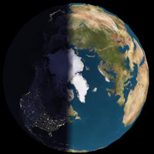 Equinox North Pole