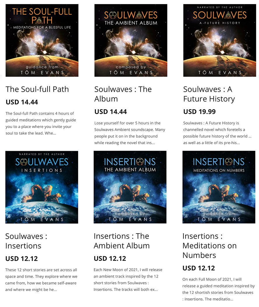 Soulwaves Packages