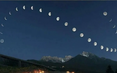 The Moon Wave